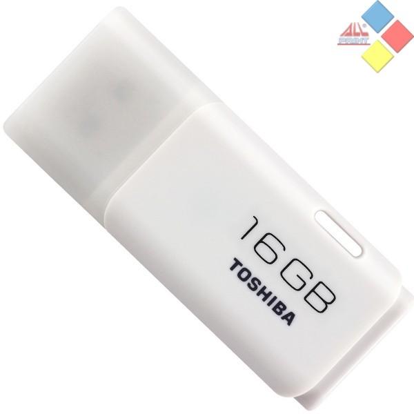 PENDRIVE TOSHIBA 16GB BLANCO