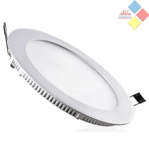 PLACA LED CIRCULAR 18W COLOR BLANCO CALIDO