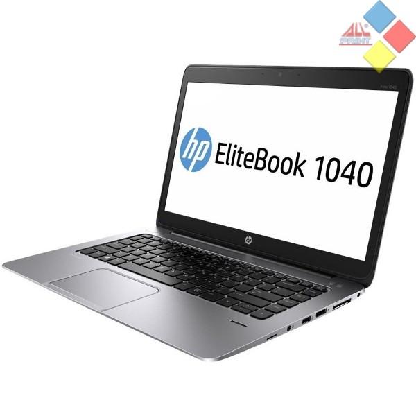 "PORTATIL OCASION HP ELITEBOOK FOLIO 1040 G1  I5-4300U / 4GB / 128GB SSD / 14"" COA W7 TECLADO INTERNACIONAL"