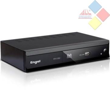 RECEPTOR SOBREMESA (TDT) ENGEL RT5130U 2 EUROCONECTORES USB