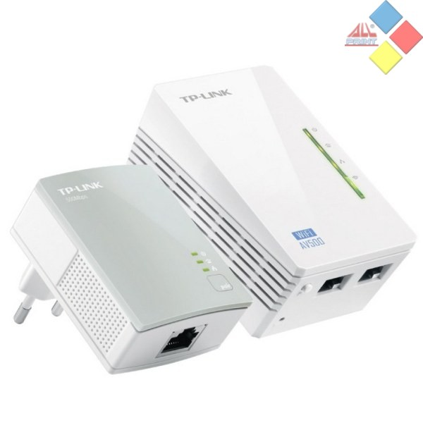 RED ELECTRICA PLC TP-LINK 300MBPS PACK DE 2 UNIDADES (WPA4220 Y PA4010) TL-WPA4220KIT