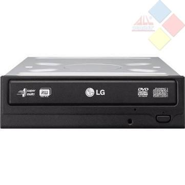 REGRABADORA DVD LG H24NS SATA NEGRA BULK 24X