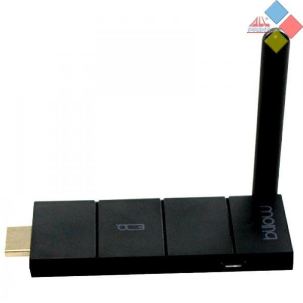 REPRODUCTOR MULTIMEDIA MIRACAST BILLOW MD01CR PARA TABLET Y SMARTPHONE