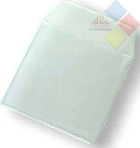 SOBRE PLASTICO 1 CD/DVD 100 UND.