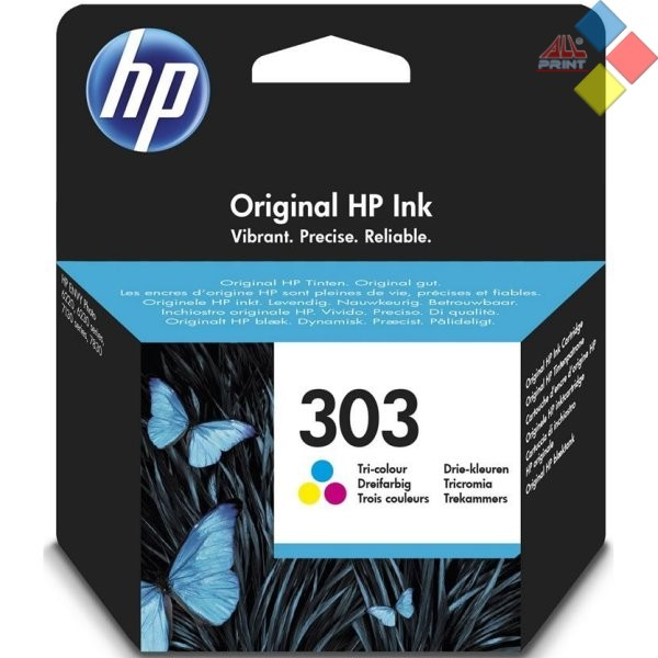 T6N01AE - HP Nº303 COLOR ENVY PHOTO 62220 / 6230 / 6632 / 7830 / 7130 7134  165 PAG.
