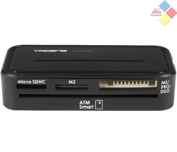 TACENS CARD READER 52 EN 1 + DNI +SIM EXTERNO ANIMA ACRM2 USB