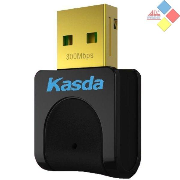 TARJETA RED USB WIRELESS KASDA KW5312 300 MBPS