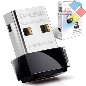 TARJETA RED USB WIRELESS TP-LINK 150 MBPS WN725N