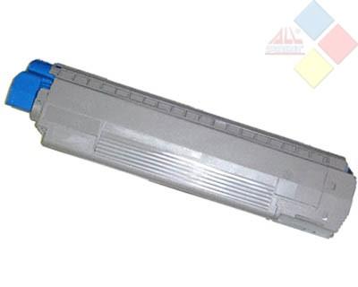TONER GENERICO OKI C8600 / C8800 AZUL (6000 COPIAS)