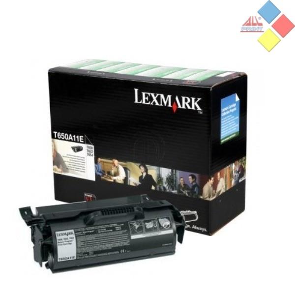 TONER LEXMARK T650A11E T650 / T652 / T654