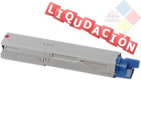 TONER OKI LASER MAGENTA C3300/3400/3450 (1500PAG) ***LIQUIDACION***